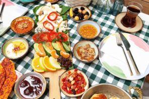 Şişli'de Yöresel Antakya Kahvaltısı, Hadika Kahvaltı Evi