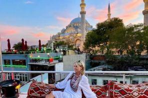 İstanbul Tarihi Yarımada ve Boğaz Manzaralı Kahvaltı, Mimar Sinan Teras Cafe